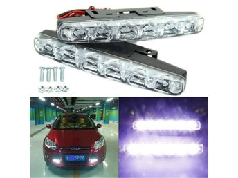 High Quality LED 12V Car Light Daytim...