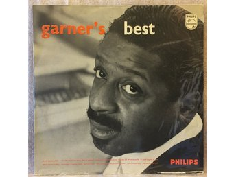 ERROLL GARNER / garner's best -- PHILIPS B 07559 L - EX