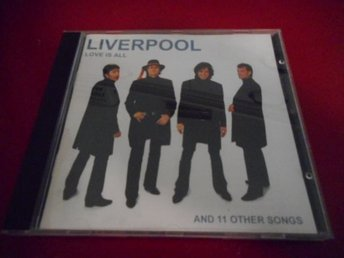 Liverpool/The Beatles (Love Is All)