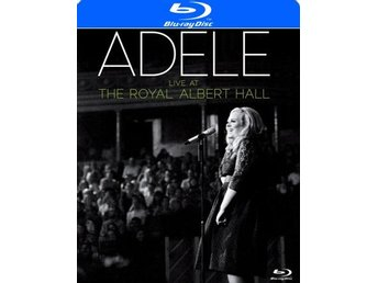 Adele: Live at The Royal Albert Hall 2011 (Blu-ray + CD)