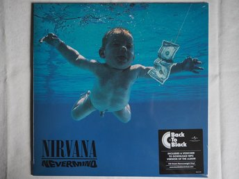 Nirvana – Nevermind – LP (SEALED)
