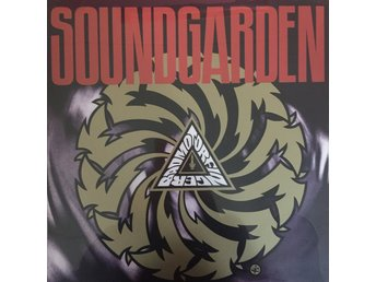 SOUNDGARDEN -  BADMOTORFINGER NY LP