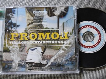 Promoe - The Long Distance Runner CD