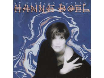 Hanne Boel - My Kindred Spirit 1992 CD