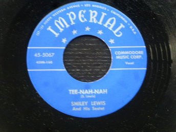 SMILEY LEWIS - Tee nah nah/Lowdown  Imperial USA