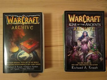 Warcraft : Archive & Warcraft : War of the Ancients Archive