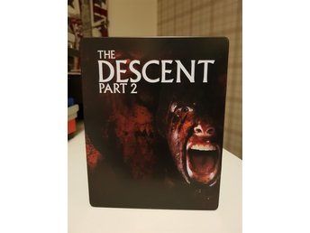 Descent 2 / Instängd 2 - Bluray Steelbook