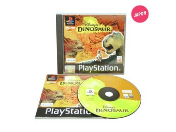 Disney's Dinosaur (EUR / PS1)