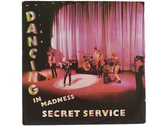 Secret Service - Dancing in Madness  T-10084