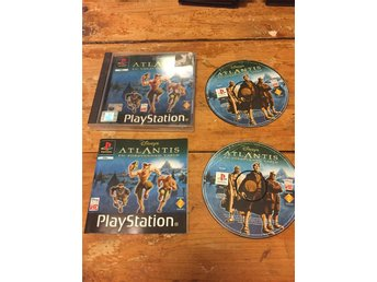 Atlantis Playstation