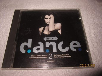 ABSOLUTE DANCE 2
