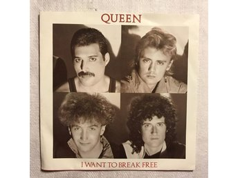 EP: Med QUEEN, I Want To Break Free / Machines