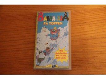 Barbapapa på toppen VHS - Vrena - Barbapapa på toppen VHS - Vrena