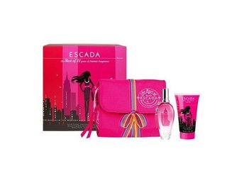Giftset Escada Sexy Graffiti Edt 50ml