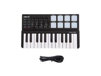 Keyboard MIDI USB 25-Tangenter - Hong Kong - Keyboard MIDI USB 25-Tangenter - Hong Kong