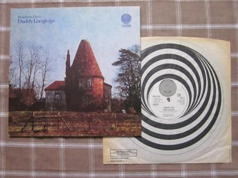 DADDY LONGLEGS - Oakdown Farm, 1971 UK, VERTIGO SWIRL!!!