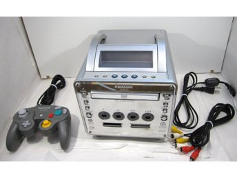 GameCube Panasonic (seg lucka) konsol Japan