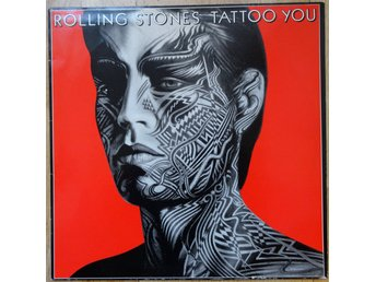 Rolling Stones-Tattoo You (Rolling Stones Records CUN 39114) 1981
