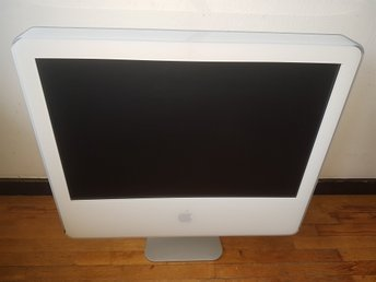 "IMac/Apple G5 20""/1.8/256/160/SD/56K/100-240V"
