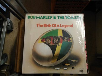 Bob Marley & The Wailers - The Birth Of A Legend, LP