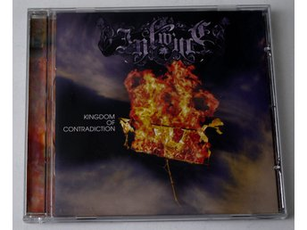 Intwine / Kingdom of Contradiction CD
