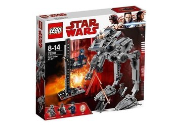 LEGO® Star Wars First Order AT-ST 75201 helt ny