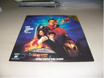 The Rocketeer  - Widescreen edition - 1st laserdisc