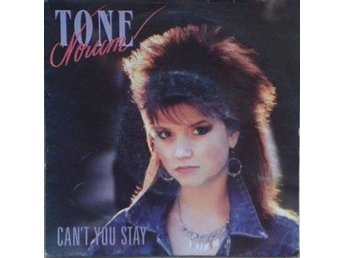 Tone Norum title* Can't You Stay* Pop Rock Swe 7""