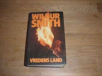 Wilbur Smith - Vredens land   INB