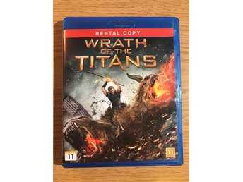 Blu-Ray: Wrath of the Titans