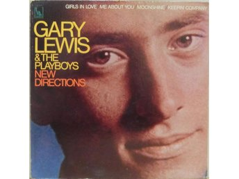 Gary Lewis & The Playboys-New directions / USA pressad LP