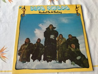 BLUE SWEDE / BJÖRN SKIFS - HOOKED ON A FELLING LP 1973