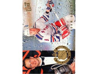 Ultra 1994-95 NHL Award Winner 4 Adam Graves New York Rangers