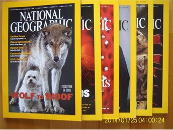 National Geographic 2002 6st. [9]