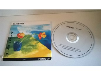 Blissful - Factory Girl, single CD