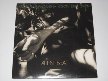 "ALIEN BEAT - KÄRLEK IN BLANCO  7""   ALT / PUNK / WAVE"