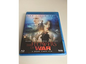 The Flowers Of War på Blu-Ray