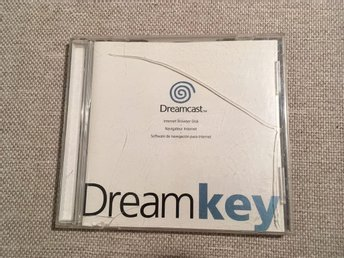 Dream Key - Sega Dreamcast