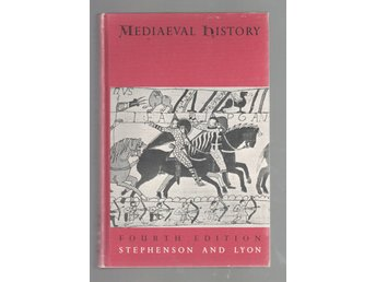 Mediaeval history - Europe from the 2nd to the 16th century