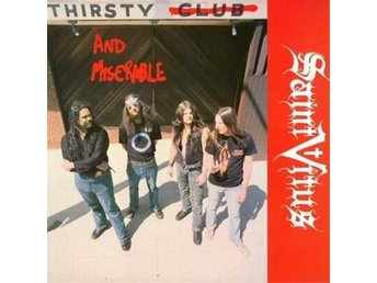 Saint Vitus -Thirsty and miserable MLP SST rec Doom metal