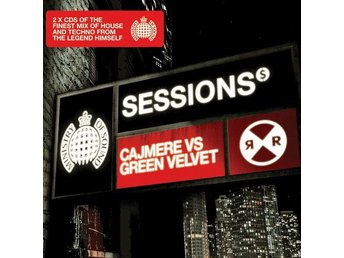 Various artists - Sessions:Cajmere vs Green Velvet (Ministry of Sound mixed 2cd)