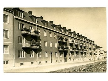 SALA LINKÖPING  HUS 1935  PRIVATTAGET