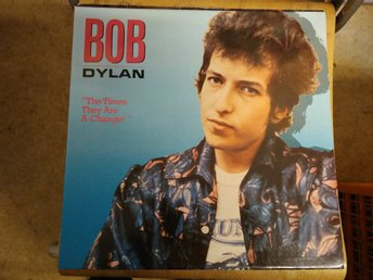 Bob Dylan - The Times They Are A-Changin', LP