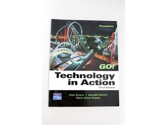 Technology In Action Complete - kurslitteratur, IT, teknik, data - nypris 689kr