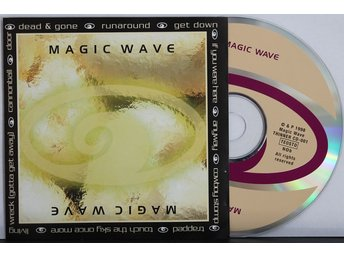 Magic Wave – Magic Wave – CD (RARE)
