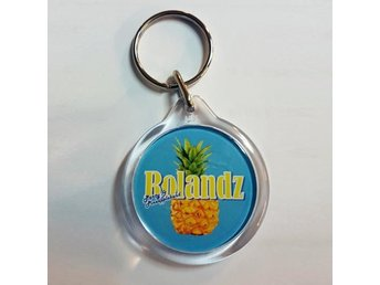 Rolandz: Nyckelring Party & Pineapple