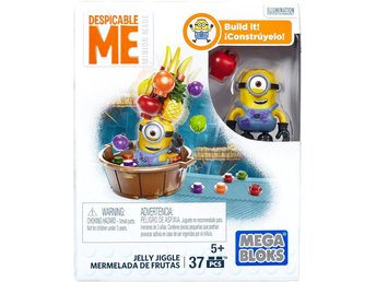 Mega Bloks Despicable Me Jelly Jiggle
