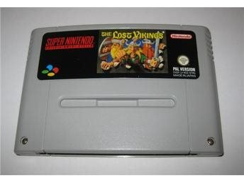 Lost Vikings - Super Nintendo