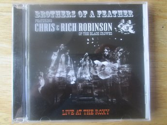 "CHRIS & RICH ROBINSON  ""Live At the Roxy"""