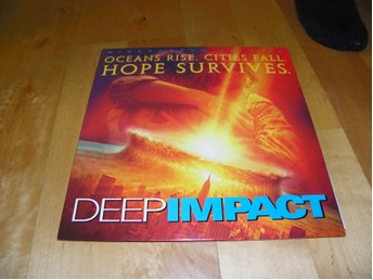Deep impact - THX AC-3 - Widescreen edition - 2st Laserdisc